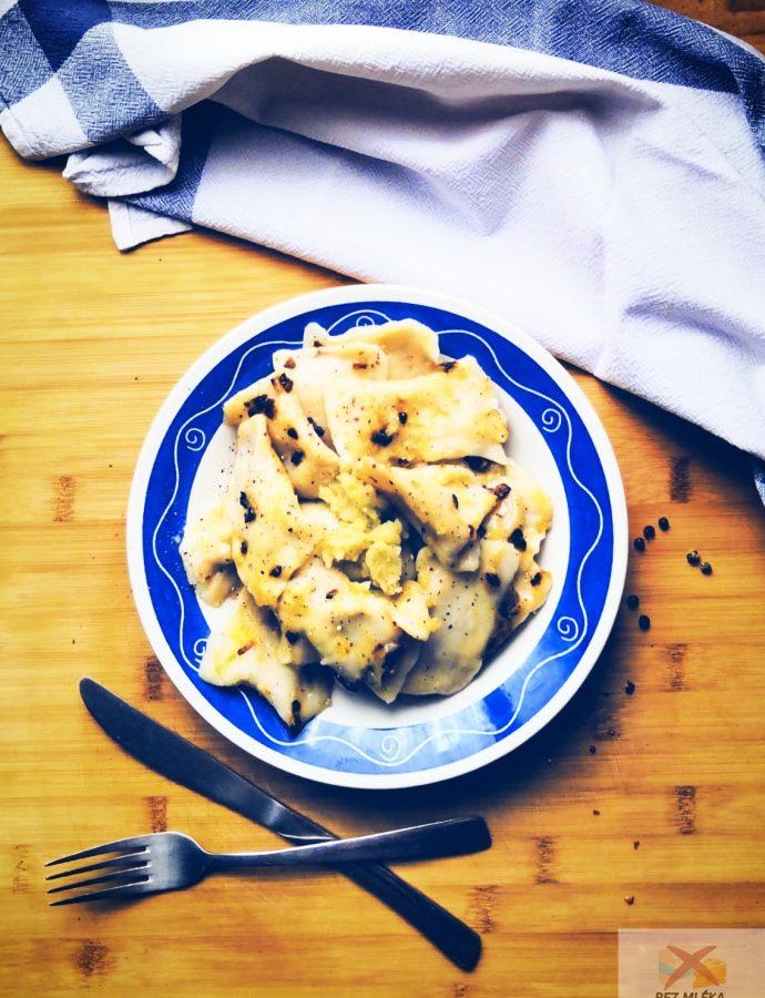 Pirohy s bramborovou náplní