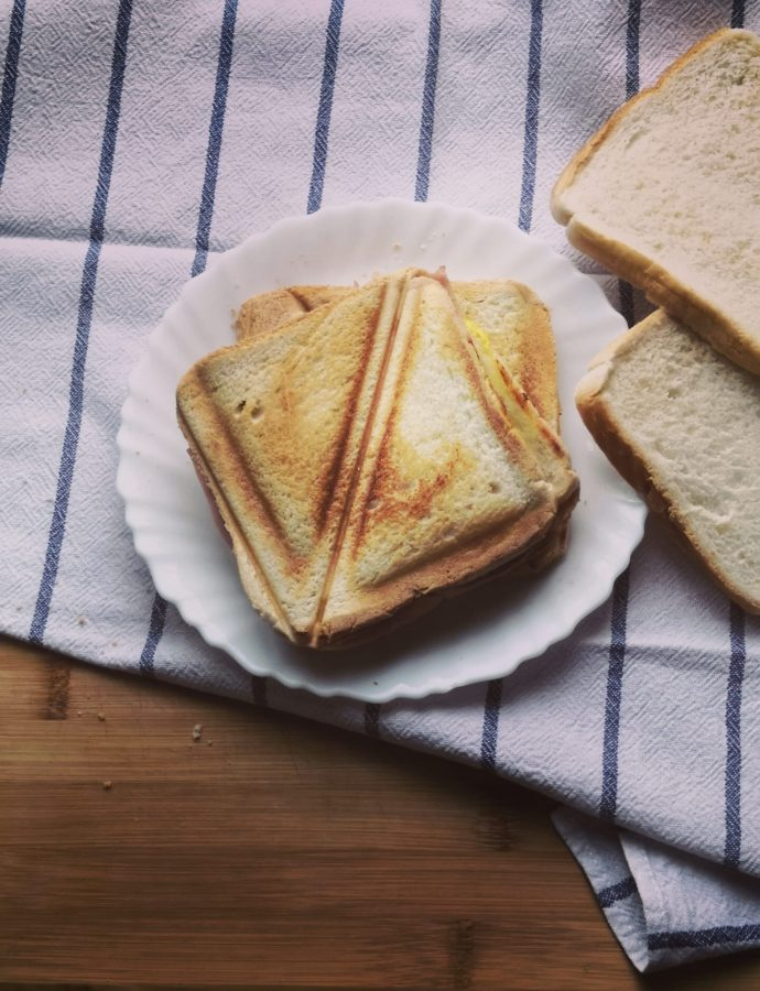 Toasty bez sýra