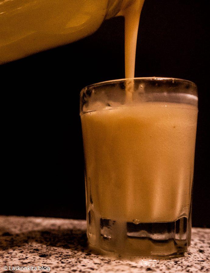 Vaječný likér / Vegan kondenzované mléko