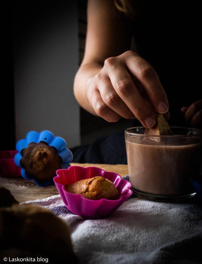 """Magdalena (Valenciana) – španělský """"muffin"""""""