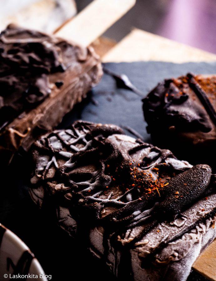 Čokoládový nanuk